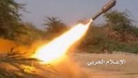Yemen Hizbullahı İşgalci Suud Mevzilerini Zilzal Füzeleriyle Vurdu