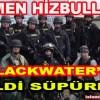 Amerika'nın Paralı Askerleri (Blackwater) Yemen'den Kaçma Kararı Aldı