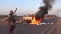Yemen Hizbullahı İle Ordu Güçlerinden Suud İşbirlikçilerine Ağır Darbe