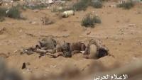 Yemen Hizbullahından Suud İşgalcilerine Ağır Darbe: 26 İşgalci Öldürüldü, 3 Araç İmha Edildi