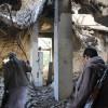 Yemen'de binlerce tarihi eser zarar gördü