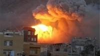 Suud rejiminin son hava saldırısında 3 kişi hayatını kaybetti