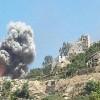 Suud Rejimine Bağlı Savaş Uçakları Sada Kentindeki Yerleşim Birimlerini Bombaladı: 7 Şehid