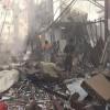 Suud Rejimi Mazlum Yemen Halkını Bombalamaya Devam Ediyor