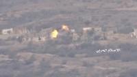 Suudi Arabistan'ın Cizan ve Necran Bölgelerinde 16 Suud Askeri Öldürüldü