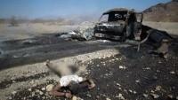 Suudi Rejimi Savaş Uçakları Yemen Halkını Füzelerle Vurdu: 4 Şehid