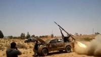 Yemenli Mücahidler, Zahran ve Cizan'da 6 Suud Üssüne 40 Grad Füzesi Attı