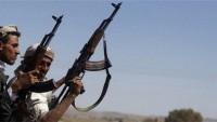 Yemenli mücahidler Arabistan topraklarında ilerliyor