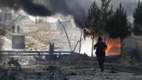 Cenevre'de barış görüşmeleri, Yemen'de Suudi bombardımanı