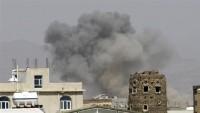Siyonist Suudi uçakları, Yemen'de katliama devam ediyor
