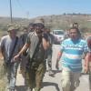 Siyonist Yerleşmciler El-Halil'de Filistinli Gençlere Saldırdı 