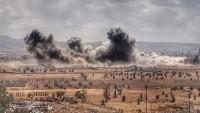 Yermük Kampındaki IŞİD Hedefleri Yok Edildi