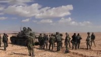 Suriye Ordusu Yermük Kampındaki Teröristlere Operasyon Başlattı