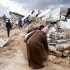 Siyonist İsrail Rejimi 35 Filistinlinin Evini Yıktı