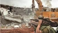 Siyonist İşgal Yönetimi En-Nakab'taki Bir Köyde Bulunan Tek Camiye Yıkım Kararı Verdi