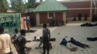 Nijerya ordusu Şeyh İbrahim Zakzaki'ye siper olan halka ateş açtı: 15 şehid