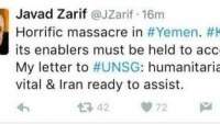Zarif: Arabistan Rejimi ve destekçileri Yemenlilerin öldürülmesi hesabını vermeliler