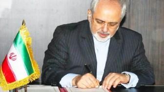 Zarif'ten dünya ülkelerine ABD'nin Devrim Muhafızları kararı için mektup