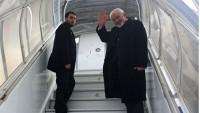 İran Dışişleri Bakanı Zarif, Türkiye'ye gitti