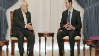 İran Dışişleri Bakanı Zarif, Beşşar Esad'la Görüştü