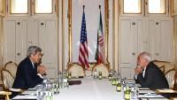 Nükleer müzakereler güne Zarif-Kerry görüşmesi ile başladı