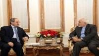 Zarif: İran'ın Suriye'ye yönelik politikası açık, mantıklı ve değişmez prensiplere sahip
