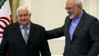 Zarif ve Velid El Muallim Moskova'da görüştü
