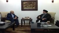 """İran Dışişleri Bakanı Zarif, Lübnan'ın """"Direniş Bayramı""""nı Tebrik Etti"""