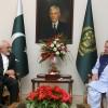 İran Dışişleri Bakanı Zarif, Pakistan Başbakanı Nevaz Şerif ile görüştü