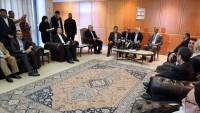 Zarif: Biz Lübnan'ın içişlerine karışmıyoruz. Lübnan toprakları uluslararası güçlerin oyun alanı olmamalı