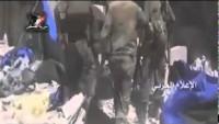 Video: Zebadani operasyonundan görüntüler