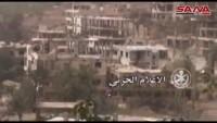 Video: Zebadani Kentindeki Operasyonlardan Kareler