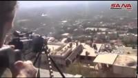 Video: Suriye Ordusu ve Hizbullah Zebedani'yi Tamamıyla Almaya Çok Yakın…