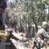 Video: Lübnan Hizbullahına Bağlı Mücahidlerle Suriye Ordusunun Zebadani Şehrindeki Operasyonundan Görüntüler