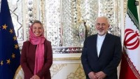 Mogherini ve Zarif, Tahran'da görüştü