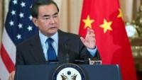 Çin dış işleri bakanından ABD'ye uyarı