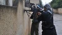 Feylak El Şam Teröristlerine Meçhul Kişilerce Düzenlenen Saldırıda 6 Feylak El Şam Teröristi Öldü
