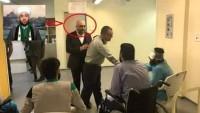 ÖSO Teröristlerin Manevi Liderlerinden Şeyh Abdulcelil El Said, Dün İsrail'e Giderek Görüşmelerde Bulundu