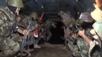 Suriye Ordusuna Bağlı Özel Komando Birliğinden IŞİD'e Ağır Darbe