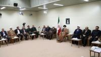 İmam Seyyid Ali Hamanei: Şehitlerin Mesajı Korkmamaktır