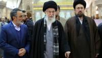 Dünya Müslümanları Ve Mustazafları İmamı Hazreti İmam Hamanei, Hazreti İmam Humeyni Türbesini Ziyaret Etti