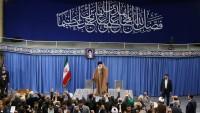 İmam Seyyid Ali Hamanei: Düşmanlar şimdiye kadar İslam Cumhuriyeti karşısında hiçbir halt etmemişler ve bundan böylede bir halt edemeyecekler