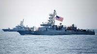 İran'dan koalisyon güçlerine ait savaş gemilerine uyarı