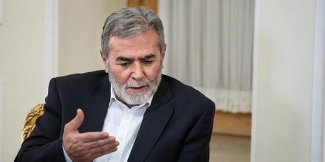 İslamî Cihad Genel Sekreteri Nahale: İran ziyaretimin amacı ittifaka vurgu yapmaktı