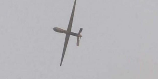 Siyonist İsrail Rejimine Ait İHA'lar Lübnan Hava Sahasını İhlal Etti