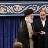 İmam Seyyid Ali Hamanei, Hasan Ruhani'nin Cumhurbaşkanlığını Onayladı