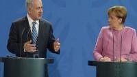 Siyonist İsrail'le Almanya ilişkilerindeki çarpıklık sırıtıyor
