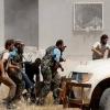 Musul Yenilgisi Teröristleri Birbirine Düşürdü: Musul'da IŞİD Polisleri İle Usra Birlikleri Çatışıyor
