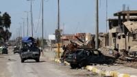 Irak güçleri, Musul'un es-Sure mahallesini kurtardı