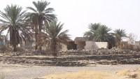 Siyonist Peşmerge Güçleri DEAŞ bahanesiyle boşalttığı köyleri tahrip etti